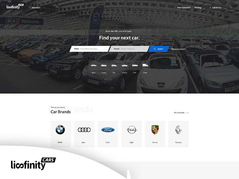 Car Listings